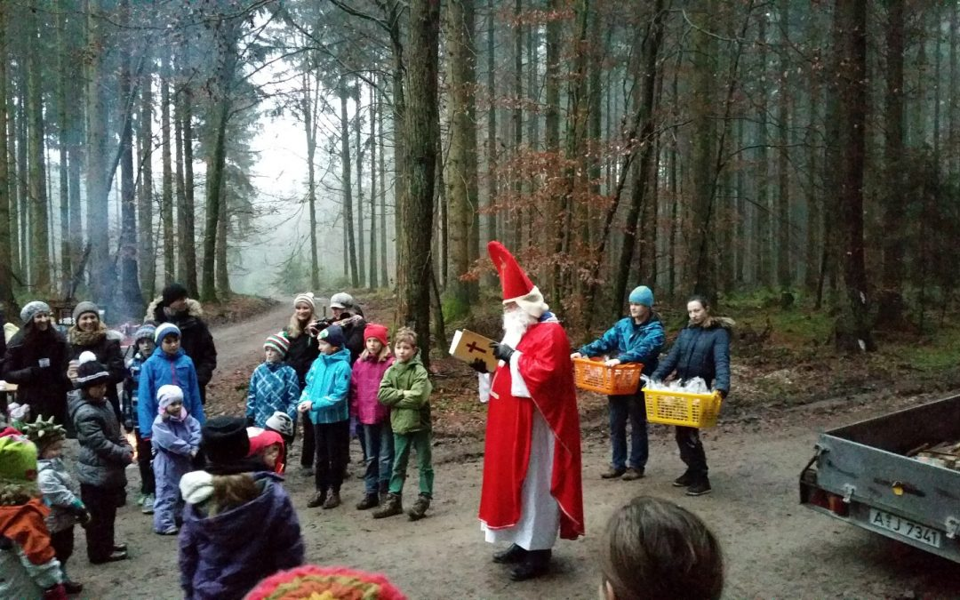 Nachschau Nikolausfeier 2014